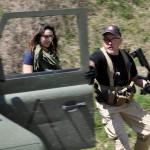 Gildo dei Raids Commando durante il recupero di un ostaggio